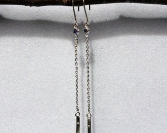 Sterling Silver Chain earrings!