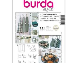 Pattern N 8125 creative Burda: kitchen accessories