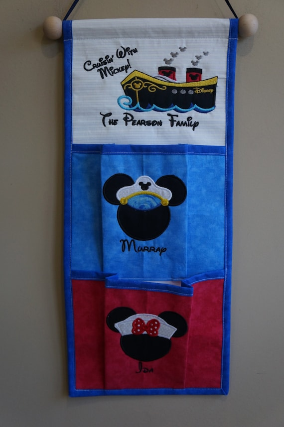 2 pocket fish extender for your disney cruise pick colors for Disney fish names