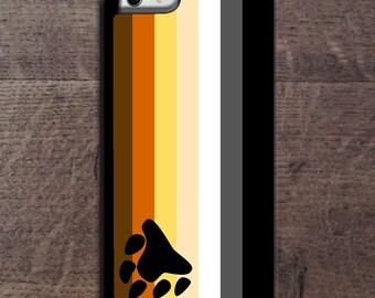 Bear Flag Phone case