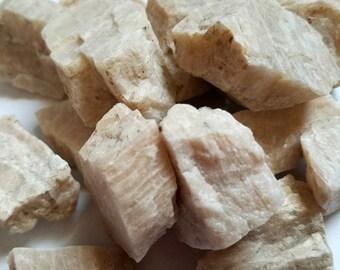 Raw Crystals | Raw Moonstone bulk lot | Wholesale Moonstone specimen | Healing crystals | Healing Stones | Gemstones | Rough Stones