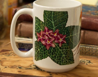 Witchy Mandrake Coffee Mug - Wiccan Gifts For Kitchen Witches