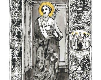 St. Joseph - Print Only