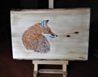 Fox Original Art