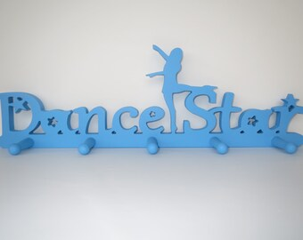 Dance Medal holder for medals, dancer medals, wall decor, dancer accessories, dance bedroom decor, cheer and dance gift, wall decor, teens