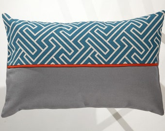 Geometric ethnic Chic pattern pillow cover