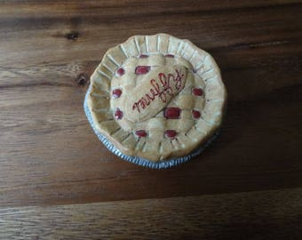 Muffy ~ Cherry Pie
