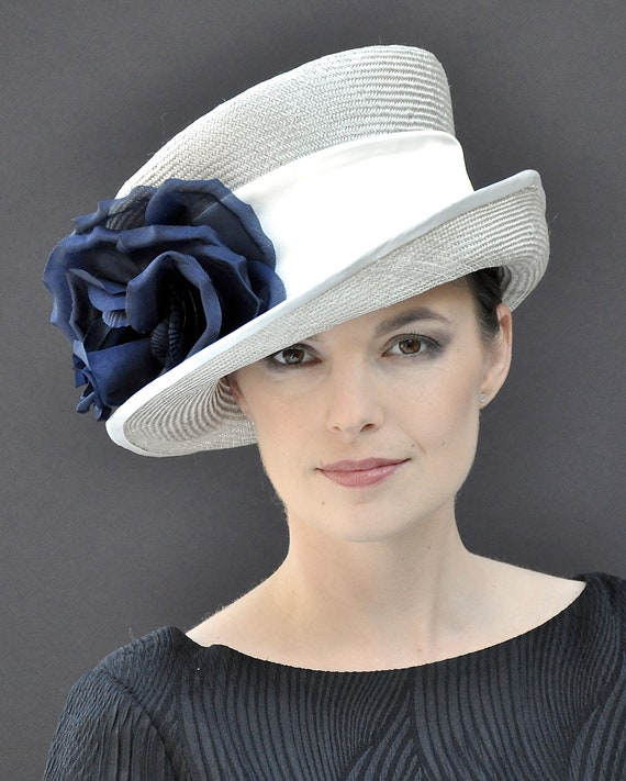 Wedding Hat, Formal Hat, Occasion Hat, Church Hat, Mother of Bride hat,
