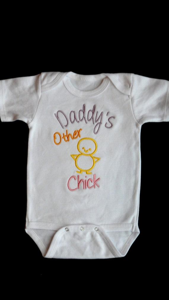 Custom Monogram Baby Clothes