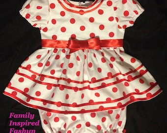 Baby Shirley Temple, Shirley Temple dress, Baby girl take home outfit