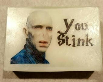 Harry Potter Voldemort soap