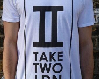 Take Two LDN Front Logo T-SHIRT