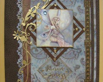 Good year fairy greeting card