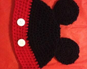 Mickey or Minnie Hat