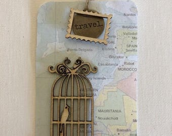 Gift Tag - Travel