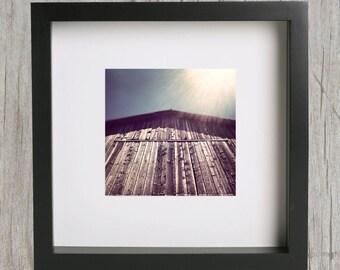 "8x8"" Barn - Fine Art Print"