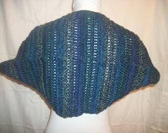 Crochet Bubbles Shrug (A05)