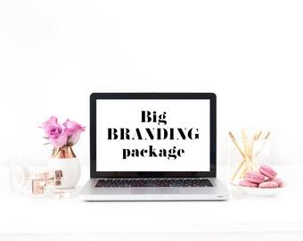 Big Branding Package, Big Branding Kit // Nagy Branding Csomag