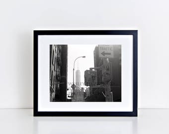 "Black and White Film, ""New World Trade Center,""  Wesley Fitzgerald Johnson Photography"