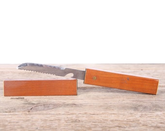 Vintage Floating Fishing Knife / Old Fishing Knife / Fishing Decor / Vintage Fishing Lures Antique Fishing Lures Gift / Fish Knife