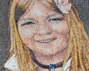 Face Portrait Custom Mosaic