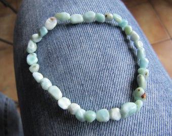 Larimar bracelet - hunt entities