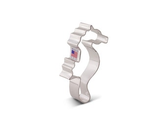 Seahorse Cookie Cutter, Baking and Candy Making, Bakeware, Cookie Cutters - New Design