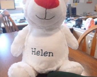 Personalized Stuffed Animal Friends