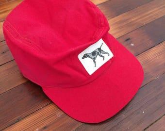 1940s Vintage Sports Cap