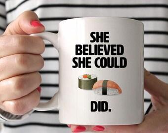 Lovely Funny Quote Mug | Etsy