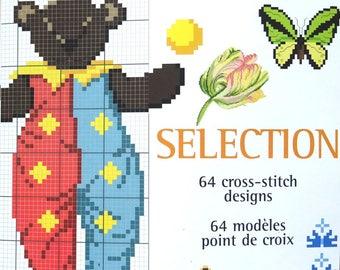 DMC book selection cross stitch