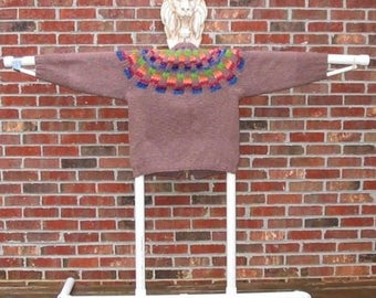 Wooly Board Sweater Blocking Frame Instructions