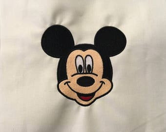 Mickey Mouse Embroidery Design - 3,4,5,6 inch instant download