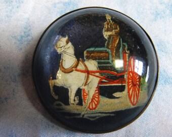 Antique Bubble Pin