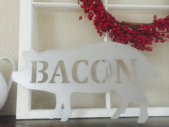 """Pig """"BACON"""" Small"""