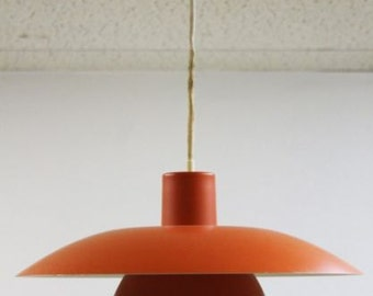 Mid Century Modern Danish Paul Henningsen for Poulsen Chandelier Light Fixture