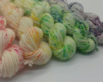 Specklebow Mini Skein Set