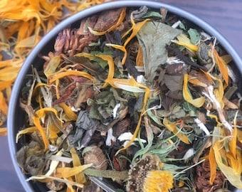 Ultimate Detox Tea Blend