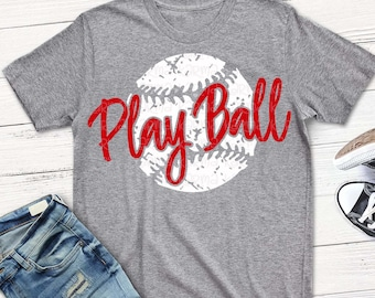 Baseball SVG, Distressed svg, Baseball shirt, grunge svg, png, eps, Baseball Mom, Your team, Download, digital transfer, clip art, cut file