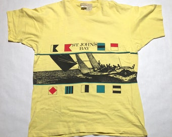 Vintage St. Johns Bay T-Shirt
