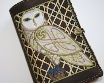 Celtic Owl Book Cover