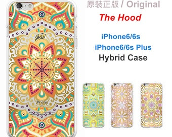 Original The Hood  foil gold  For Iphone6 case  ,Iphone6 Plus case,Hybird Case, Phone Case,