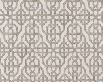 Lacefield Imperial Trellis Fabric