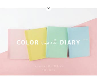 NOTE FOR Colour Diary [Sweet]
