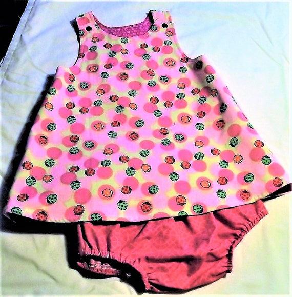 Reversible Infant Set, Size 18-24mo
