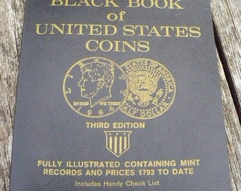 Official Black Book of United States Coins - 1966