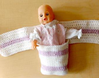 Preemie Seamless Cocoon/Blanket Wrap Sleeper