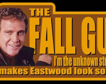 The Fall Guy Vintage Image T-shirt