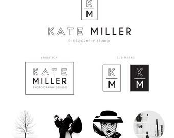 PREMADE LOGO KIT - Kate Miller
