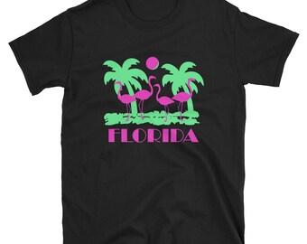 Florida Flamingos T Shirt
